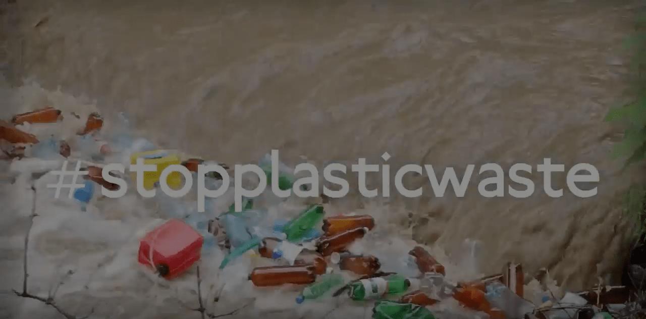 Video zu #stopplasticwaste - Umwelt schützen