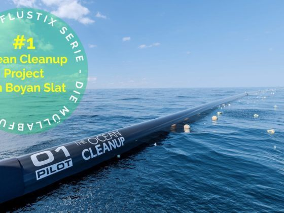 Plastikmüll im Meer - The Ocean Clean Up Project