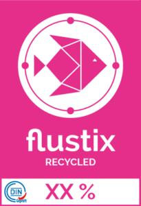 Flustix Recycled-Siegel