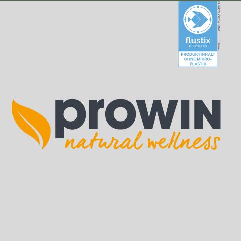 Logo Prowin Mikroplastikfrei