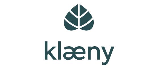 Das Logo von klaeny