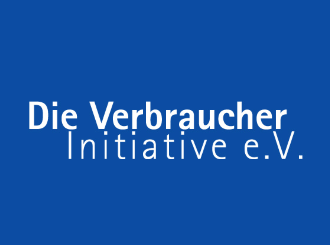 Logo Die Verbraucher Initiative e.V.