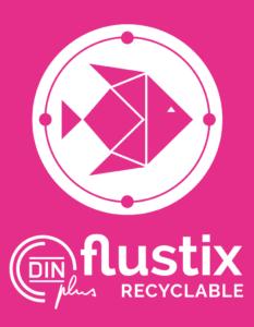 Flustix Recyclable Siegel